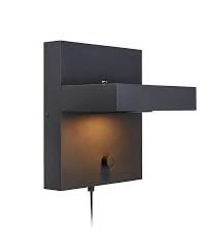 Kubik wall black